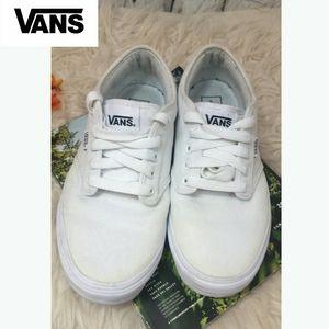 VANS off-white sneakers old school/nurse/doctor